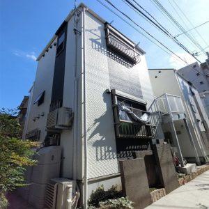 大倉山アパート1K+ロフト